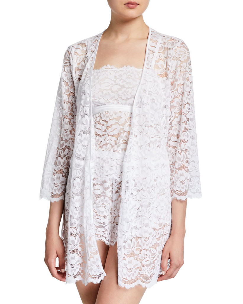 neiman marcus lace robe for 13th year wedding anniversary gift