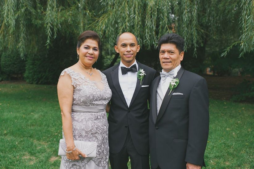 Parents Of The Groom Duties And Responsibilities Checklist Weddingwire