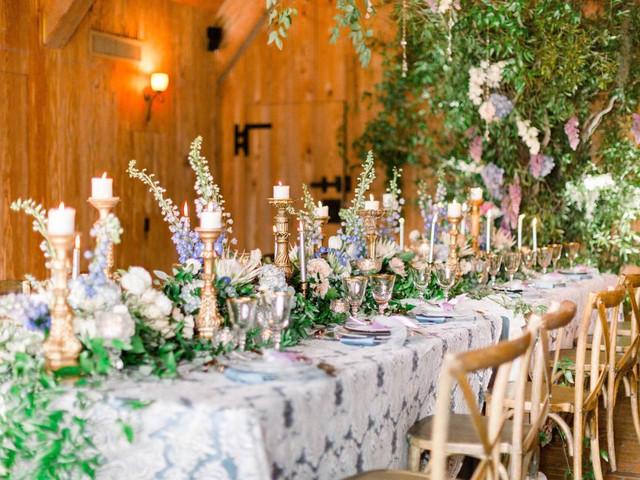 28 Fairy-Themed Wedding Ideas to Nail the Woodland Aesthetic