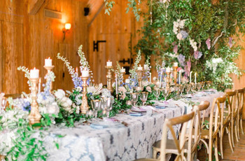 28 Fairy-Themed Wedding Ideas to Nail the Woodland Aesthetic