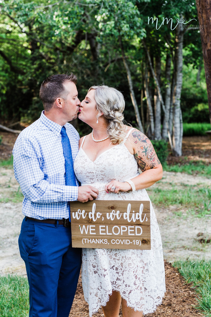 eloped couple