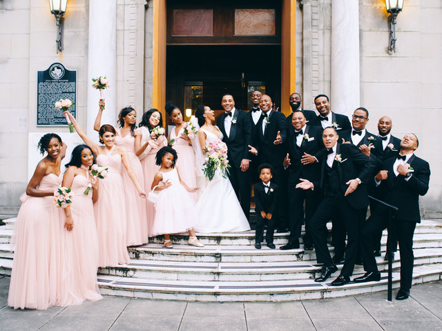 The Black-Owned Wedding Businesses That Are Shaping Houston's Event Industry