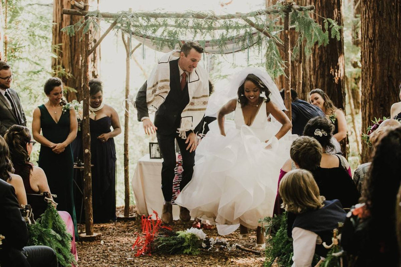 12 Wedding Ceremony Rituals That Will Personalize Your Vows Weddingwire