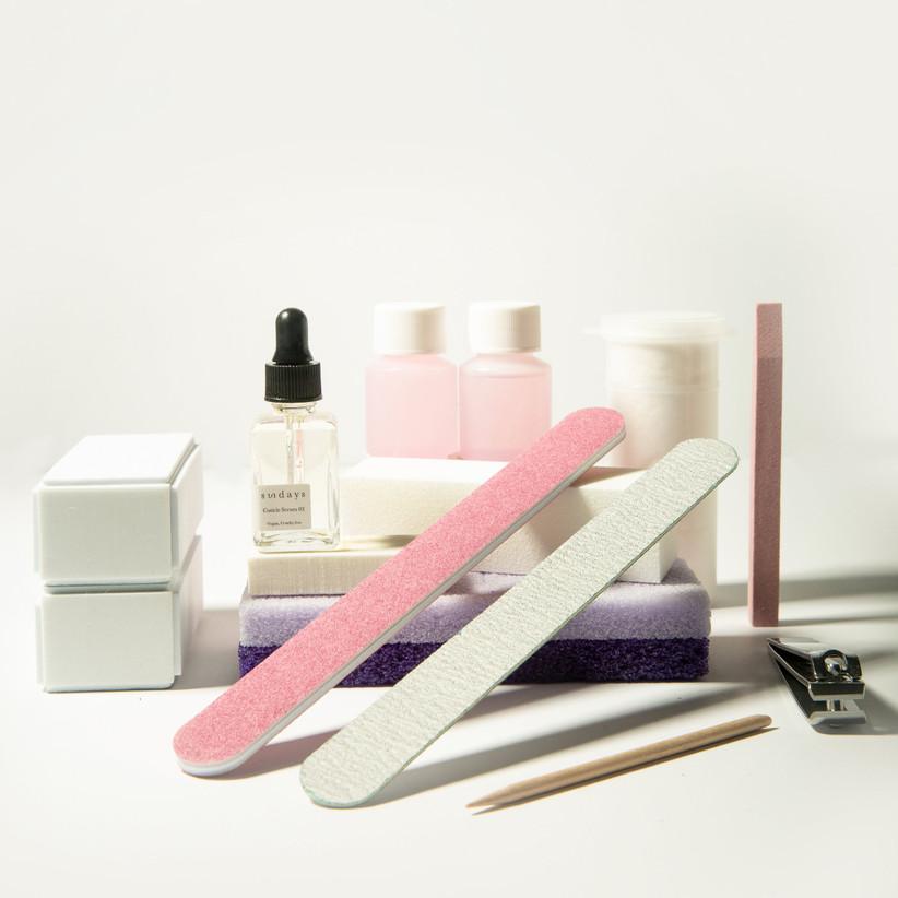 Manicure gift set