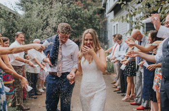 5 Ways to Make Your Home Wedding Feel Unique
