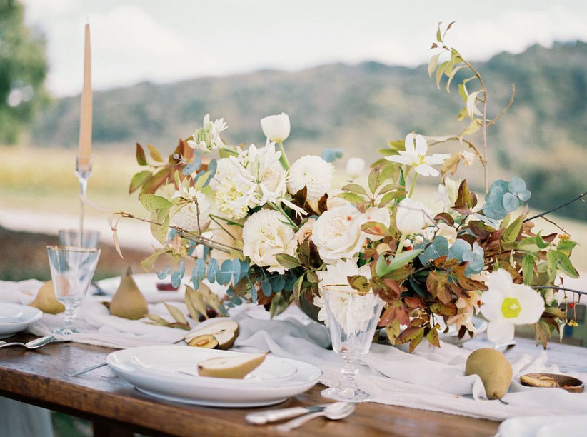 30 Unique Fall Wedding Ideas For Your Autumn Celebration Weddingwire