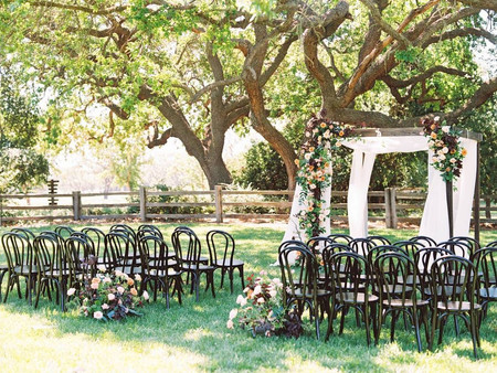 11 Santa Barbara Estates You Can Rent for Your Wedding Day
