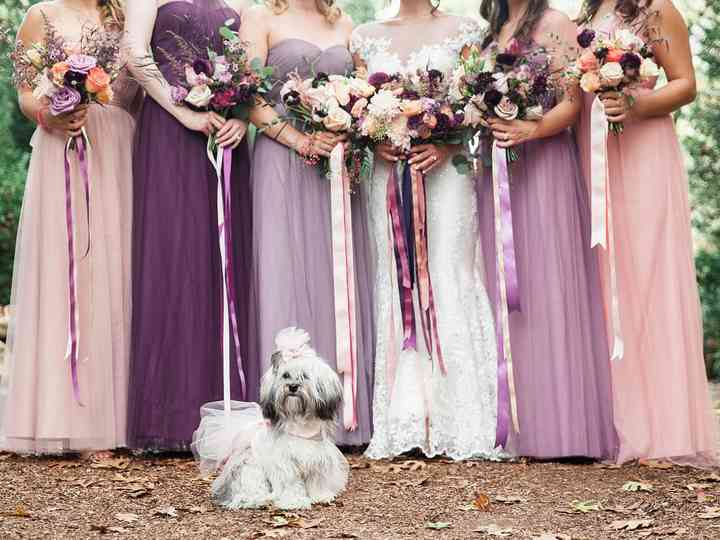 20 Purple Wedding Ideas That Are Here For A Major Comeback