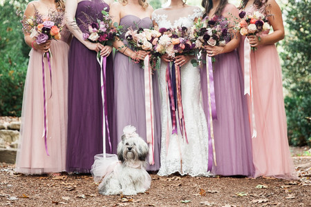 Purple Weddings Are Back—Here Are 20 Ways to Use the Color