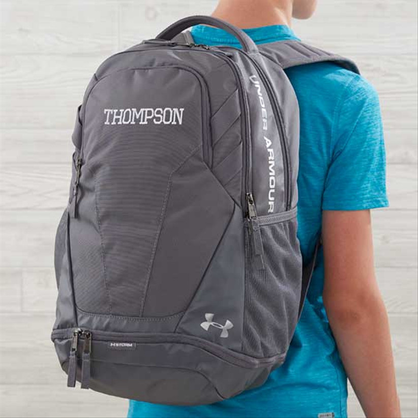 under armour personalized backpack