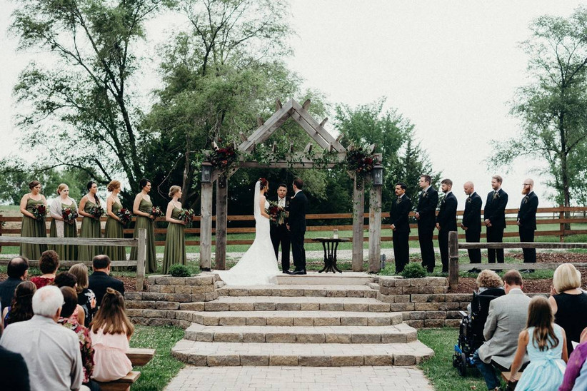 roca berry farm wedding
