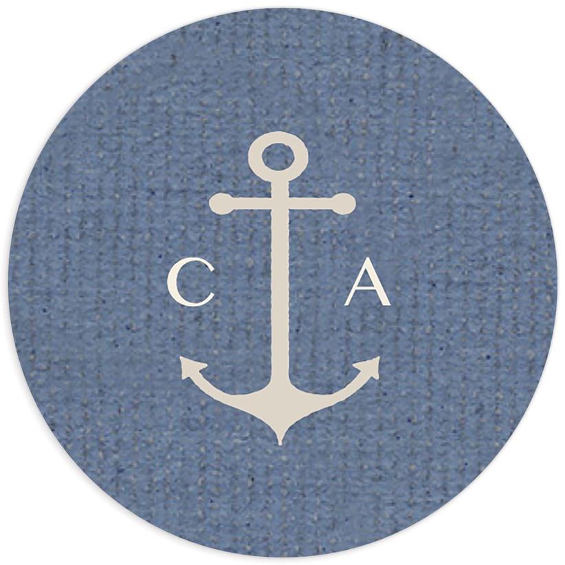 coastal love stickers