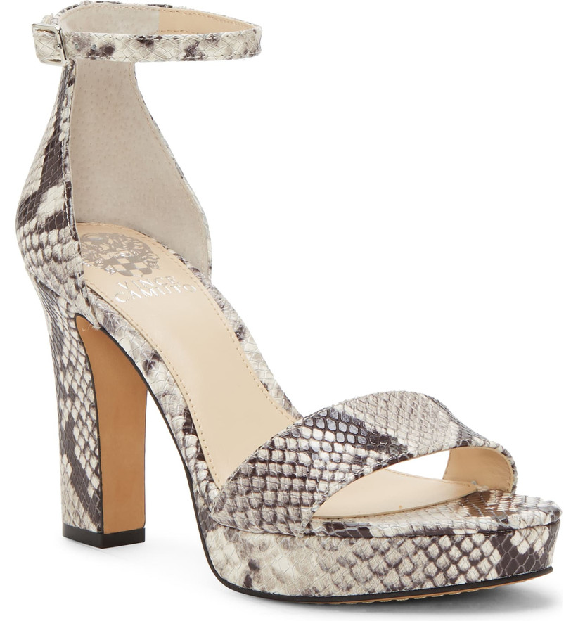 Wedding Guest Shoes platform heels