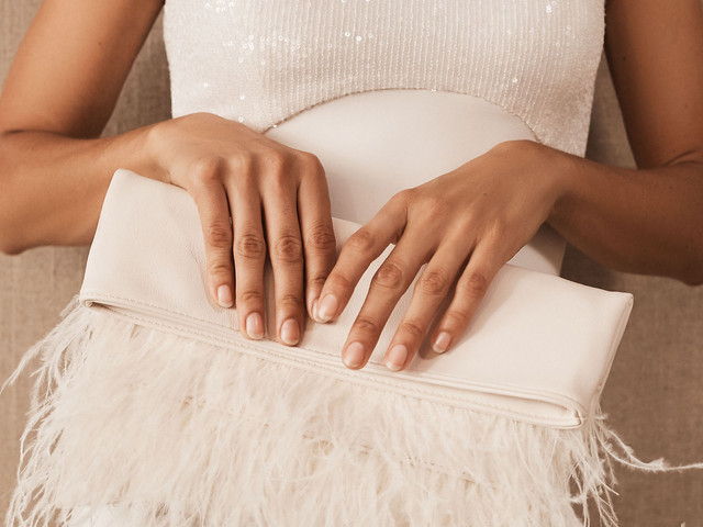 24 Bridal Clutches to Complete Your Wedding Day Look