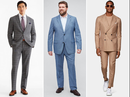 21 Summer Wedding Suits for Guests That Perfectly Fit the Dress Code