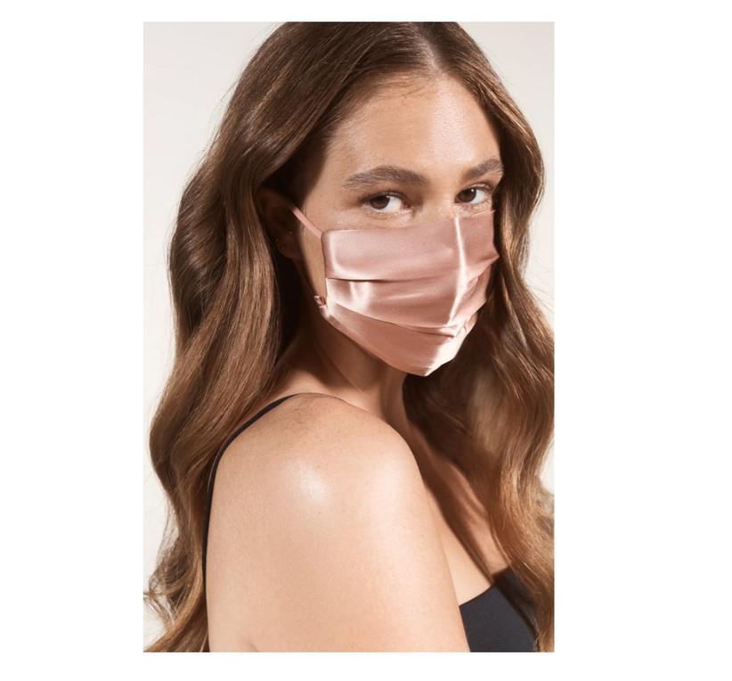 slip silk face mask