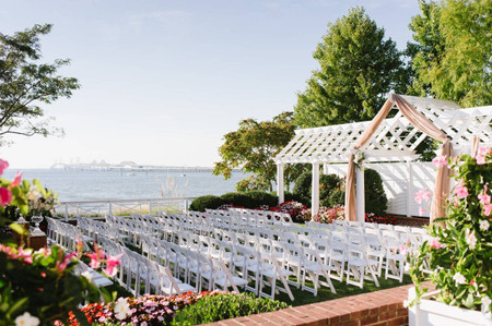 10 Waterfront Wedding Venues That Aren't on the Beach