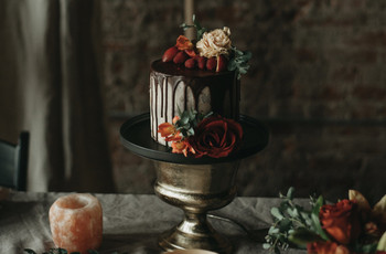 27 Fall Wedding Cakes That Are Perfect for an Autumnal Celebration