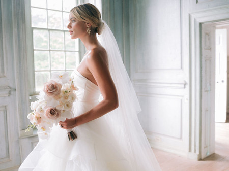 11 Wedding Veil Styles and Lengths to Know Before You Accessorize
