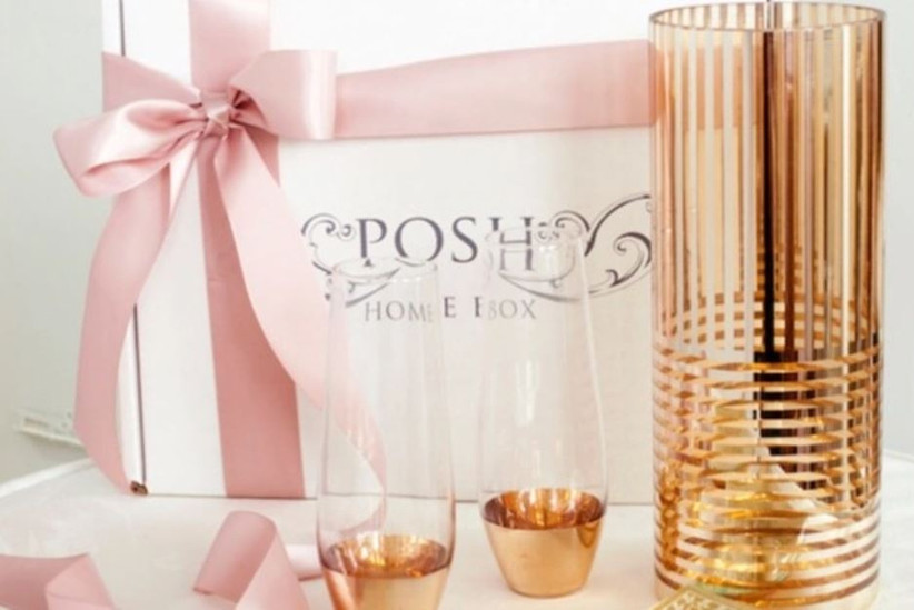 Posh Home Box subscription box for couples
