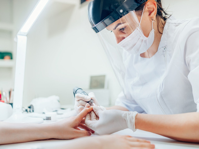 How to Safely Get a Manicure Amid COVID-19 and State Reopenings