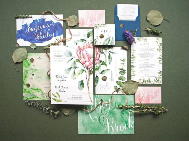 14 Wedding Invitation Trends You'll See More of in 2021 (& How to Pull Them Off IRL)