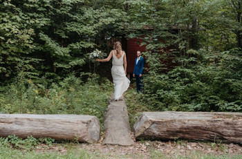Everything You Need to Throw a Summer Camp-Themed Wedding
