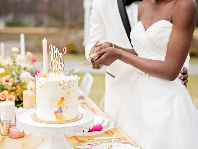 The Best Wedding Cake Flavor Combinations