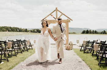 18 Rustic Wedding Ideas for a Fresh Take on Country Style