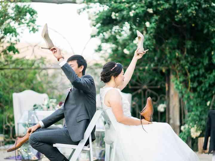 Fun Shoe Game Idea For Your Wedding Weddingwire