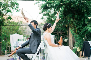 The Wedding Shoe Game: What It Is, Why You Should Do It, and Sample Questions