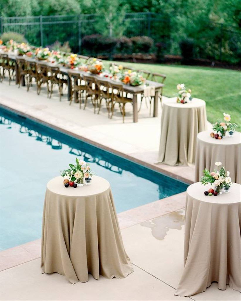 14 Backyard Wedding Ideas For An At Home Celebration Weddingwire