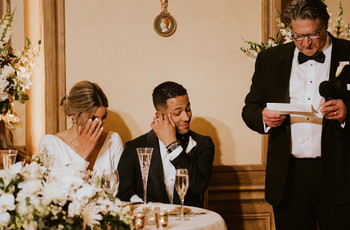 The Ultimate Guide to Wedding Speech Order & Writing Toasts