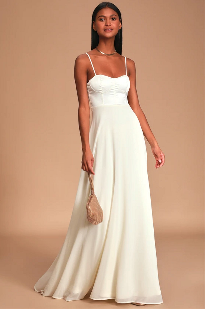 What To Wear To A Courthouse Wedding And Where To Shop Weddingwire