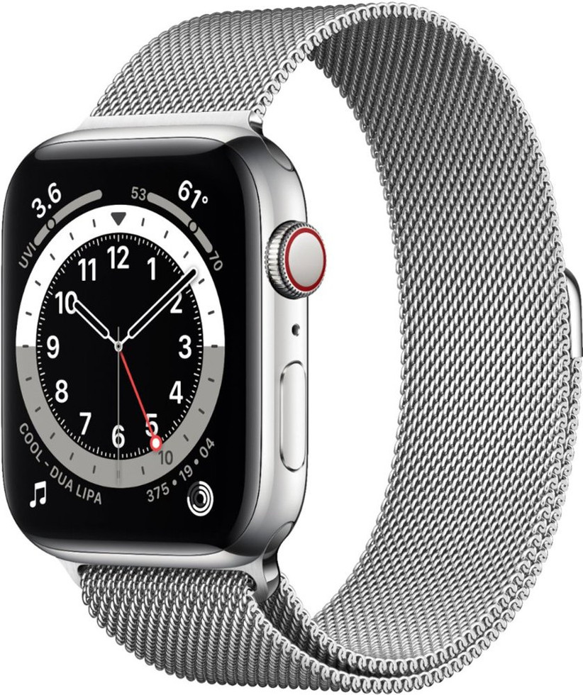 10 year anniversary gifts apple watch series 6 stainless steel mesh band