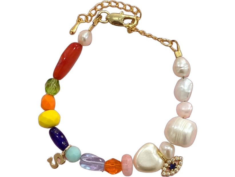 Beaded bracelet gift for sister-in-law