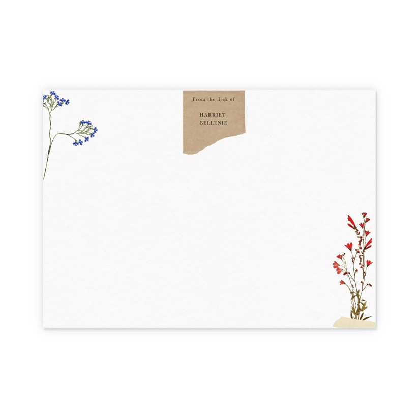 Personalized stationery cards stepmom gift idea