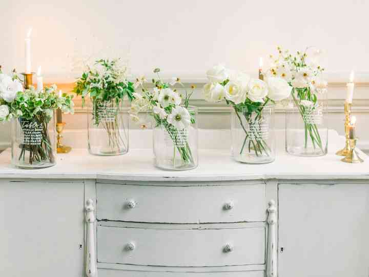 The 2020 Wedding Flower Trends Beyond The Bouquet Weddingwire