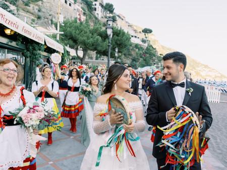 20 Italian Wedding Ideas Inspired by Mediterranean Style