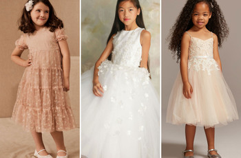 7 of the Best Places to Buy Flower Girl Dresses