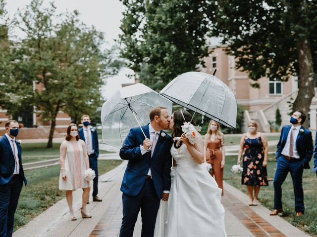 If All of Your Guests Receive the COVID Vaccine, What Will Your Wedding Look Like?
