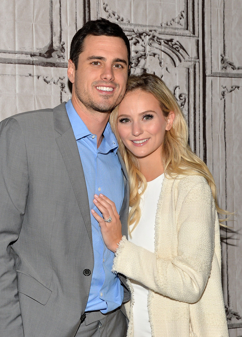 Lauren Bushnell's engagement ring