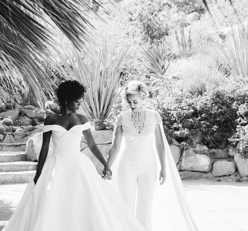 samira wiley wedding hair