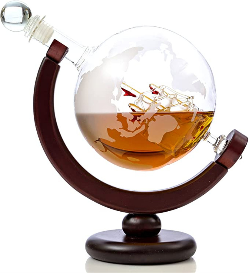 globe decanter