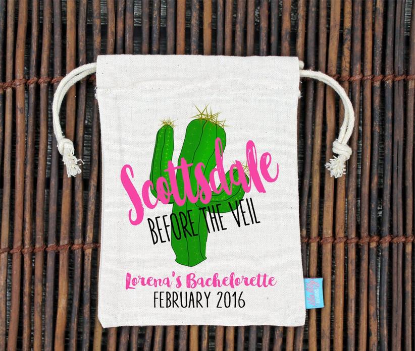 Scottsdale Before the Veil hangover kit bag