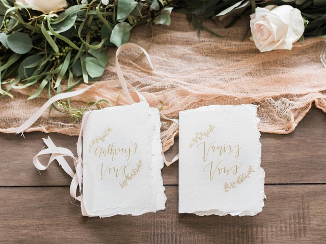 Traditional Wedding Vows 101: The History, What They Mean, & Examples