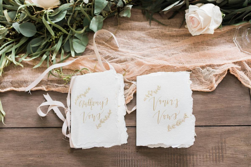 Vows for him examples