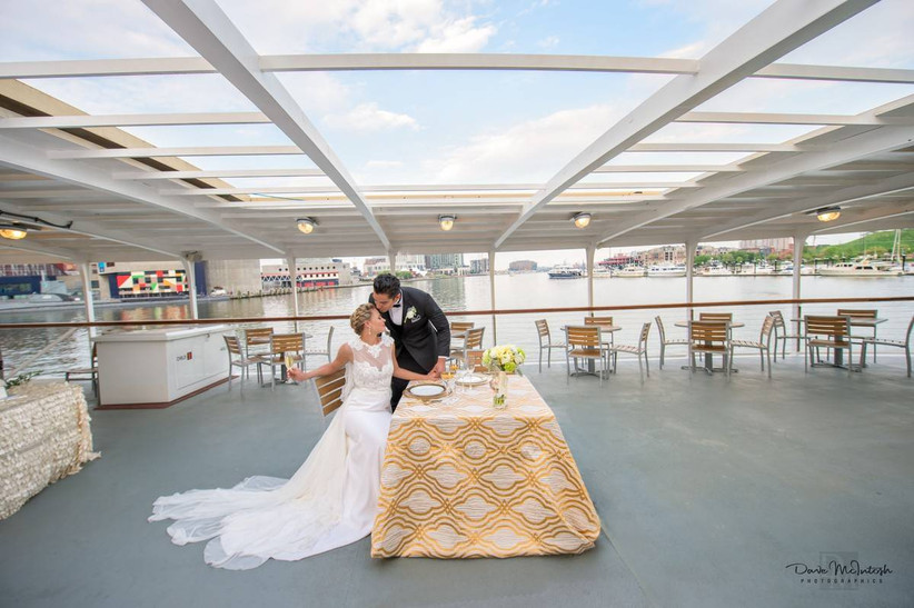 wedding on the bay watermark