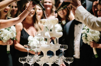 22 Great Gatsby Wedding Ideas for the New Roaring '20s