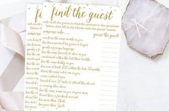 22 Shoppable Bridal Shower Game Ideas to Keep the Party Going
